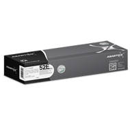 Taśma Asarto do Panasonic KX-FA52E | black single | AS-RP52S