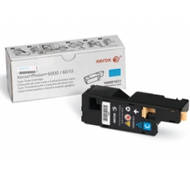 Toner Xerox do Phaser 6000/6010N | 1 000 str. | cyan | 106R01631
