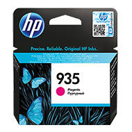 Tusz HP 935 do Officejet Pro 6230/6830 | 400 str. | magenta | C2P21AE