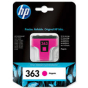 Tusz HP 363 Vivera do Photosmart 3210/3310/8250 | 400 str. | magenta | C8772EE#BA3
