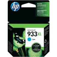 Tusz HP 933XL do Officejet 6100/6700/7100/7610 | 825 str. | cyan | CN054AE#BGY