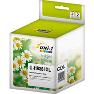 UNi-1 tusz do HP DJ5440/PS2575 No 342XK (14 ml) color | U-H9361XL
