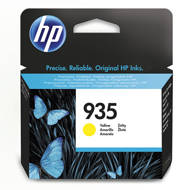 Tusz HP 935 do Officejet Pro 6230/6830 | 400 str. | yellow | C2P22AE