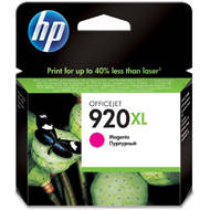 Tusz HP 920XL do Officejet 6000/6500/7000/7500 | 700 str. | magenta | CD973AE#BGY