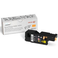 Toner Xerox do Phaser 6000/6010N | 1 000 str. | yellow | 106R01633