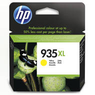 Tusz HP 935XL do Officejet Pro 6230/6830 | 825 str. | yellow | C2P26AE