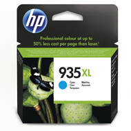 Tusz HP 935XL do Officejet Pro 6230/6830 | 825 str. | cyan | C2P24AE