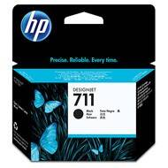 Tusz HP 711 do Designjet T120/520 | 80ml | black | CZ133A