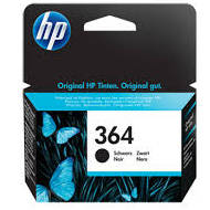 Tusz HP 364 Vivera do Photosmart 5510/5515/7510, C5380/6380 | 250 str. | black | CB316EE#BA3
